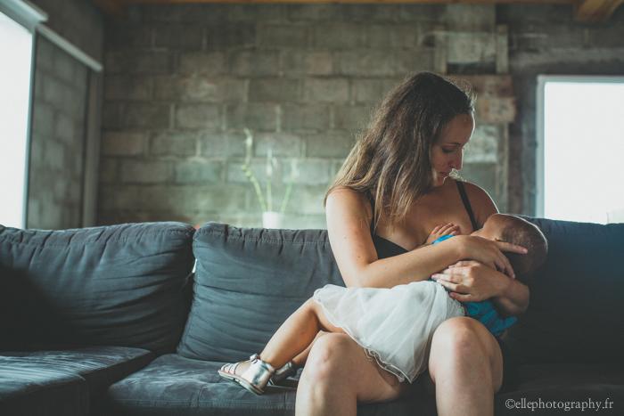 ALlaitement maternelle à domicile