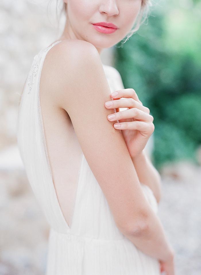 Sublime mariée, l'art délicat de la photographie argentique selon Marie Filmphotographer