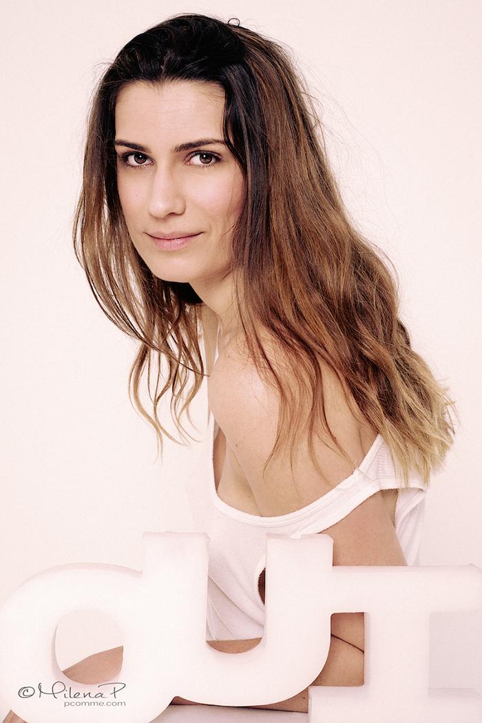 Portrait personnel - portrait de photographe - Eloa par Milena Perdriel