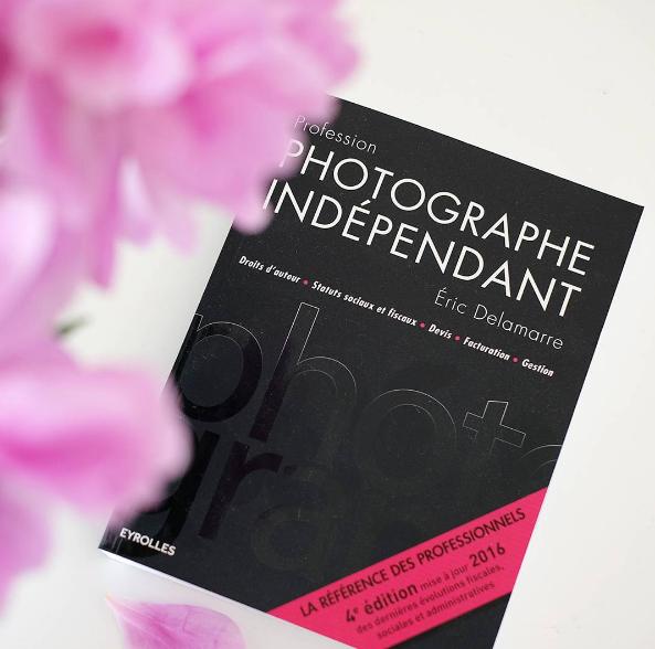 Un livre pour comprendre les subtilités du statut de photographe auteur / artiste. Aux Editions Eyrolles.