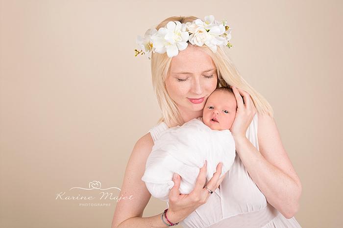 Devenir photographe de nouveau-né : la parcours de Karine Majet