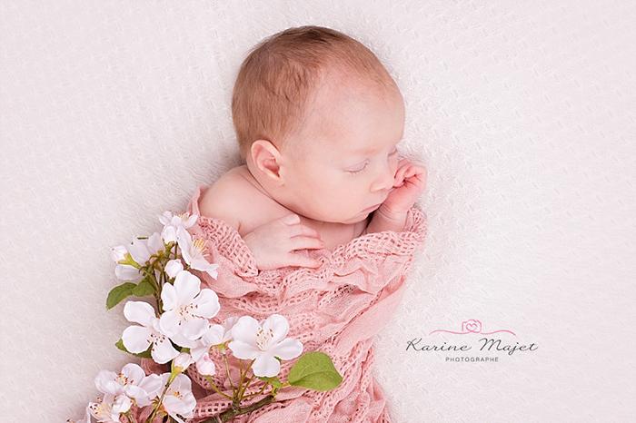 Photographier les premiers jours d'un bébé de façon artistique