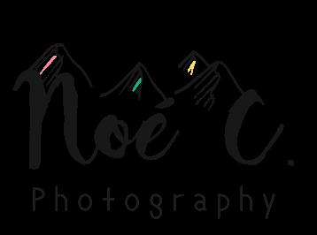 Logo Noé C. Photography - Bretagne