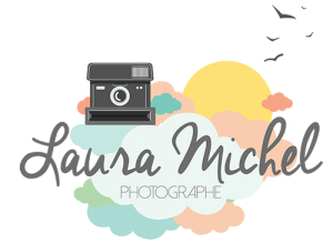 Logo Laura Michel Photographe