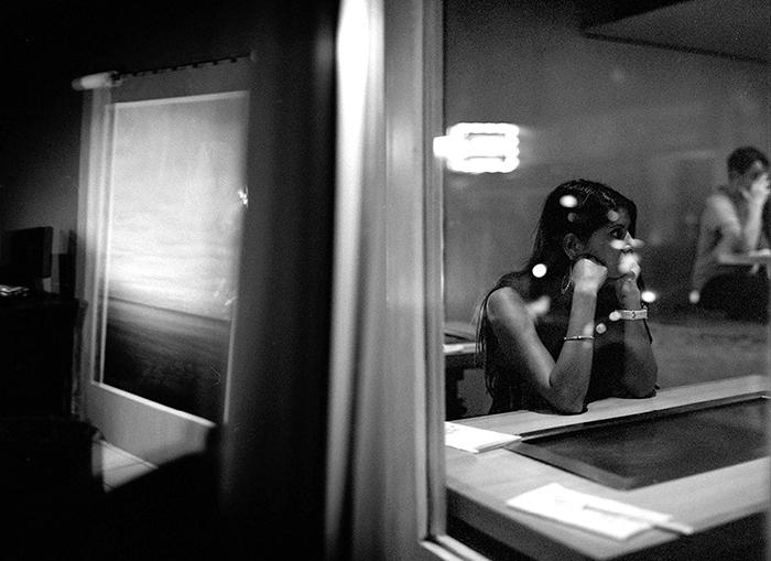 Photographie argentique, en noir et blanc. Tirage d'art. Gildas Lepetit-Castel