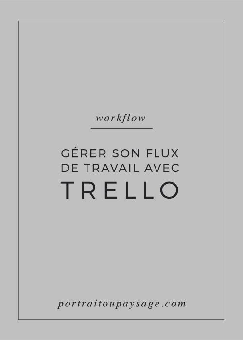 Organiser son flux de travail avec l'application en ligne Trello : c'est simple et facile, vos projets vous accompagnent partout !