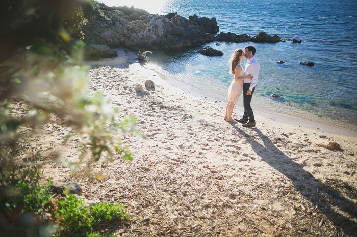 Photo de couple sur la plage par doctibphoto.com