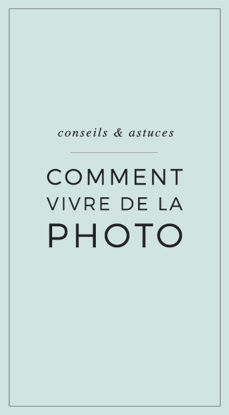 Comment devenir photographe ?