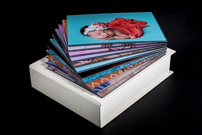 Boite de tirages photos - AMazing Book