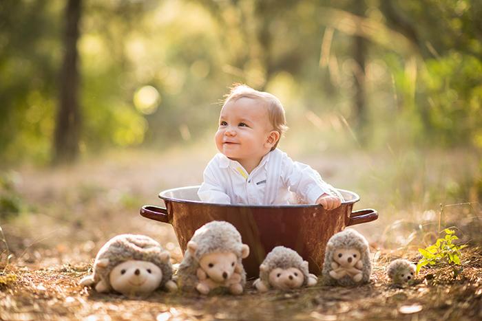 Photographe enfant, en studio et en extérieur. Pourquoi ce choix ?