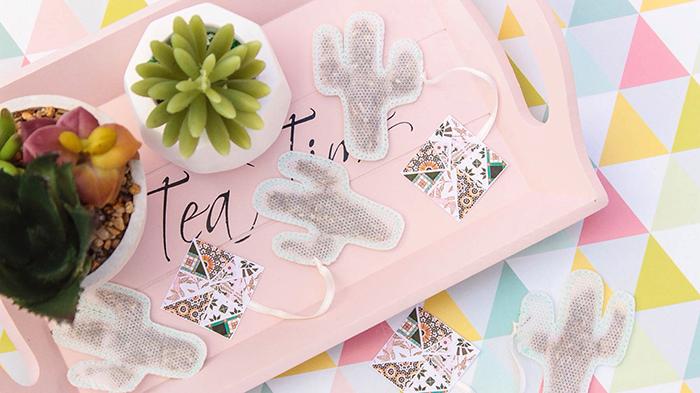 Des sachets de thé originaux à offrir ou à s'offrir !
