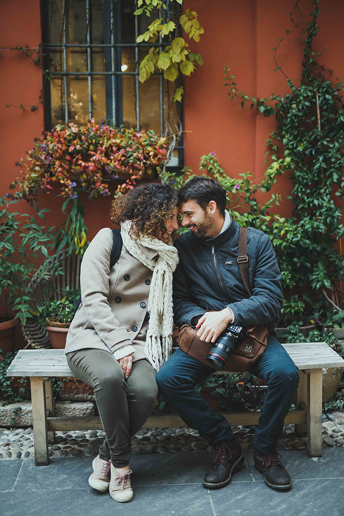 Cathy et Freddy sont en couple dans la vie, comme en affaire. Photographe et vidéaste.
