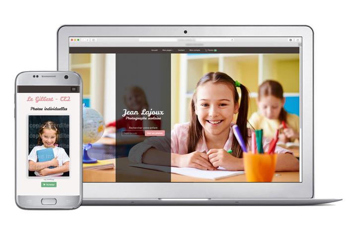 Logiciel pour les photographes scolaire, livraison des photos aux parents et écoles facilitée !