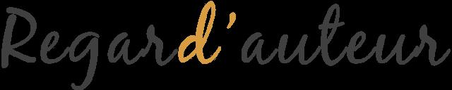 Logo Regard d'auteur