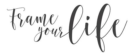 Logo Olivier Faure- Frame your life