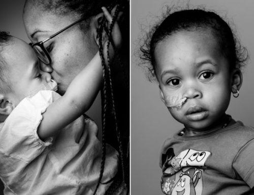 Offrir un portrait aux enfants malades, le projet photo de Sophie Bourgeix