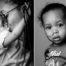 Reportage photo à l'hôpital de la Timone, service pédiatrique des enfants gravement malades. Photographie noir et blanc de Sophie Bourgeix.