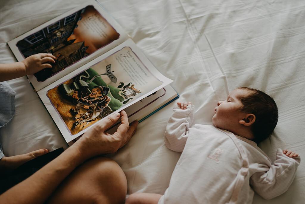 """Photographie et storytelling : Raconter une histoire, celle d'une famille grâce à une séance photo dites """"lifestyle""""."""