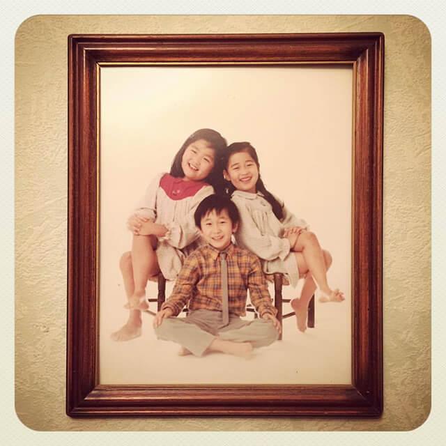 La photographie, une histoire de famille !