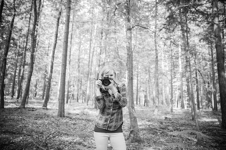 Amélie, photographe portrait et mariage