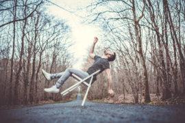 Photographe malgré la dystonie.