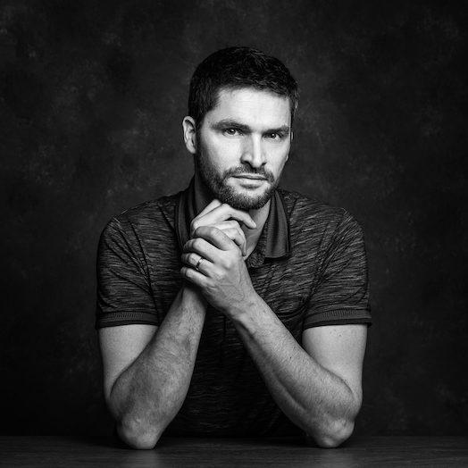 autoportrait, photographe, portrait, homme, noir&blanc