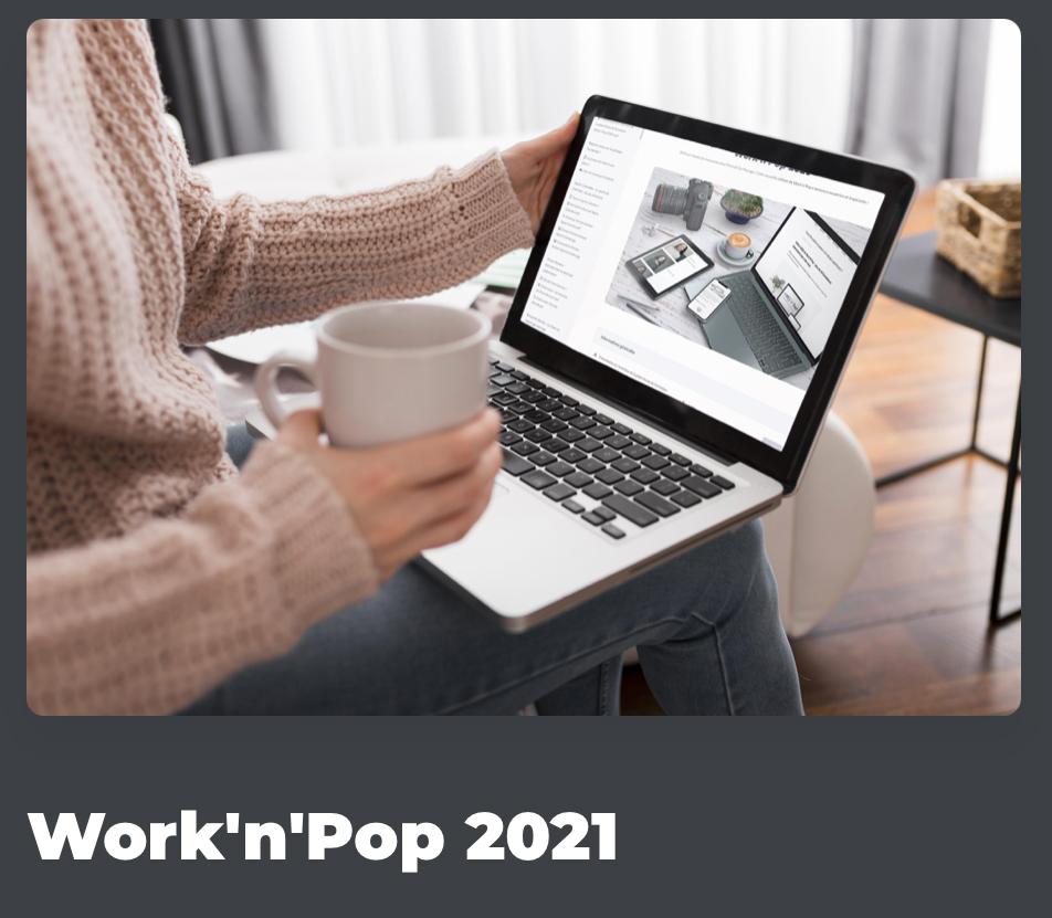 Formation pour photographes professionnels 2021